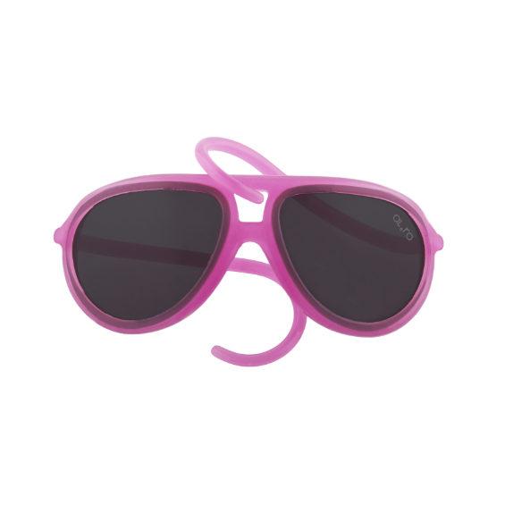 occhiale in gomma per bambini drop collection lente polarizzata - fucsia